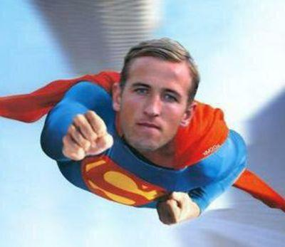 Super Harry Kane